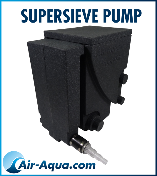 Air-Aqua SuperSieve Pump