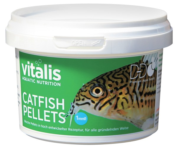 vitalis Catfish Pellets Ø 1 mm