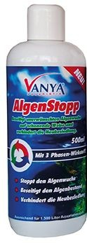 Vanya AlgenStopp - Effektiv gegen Algen