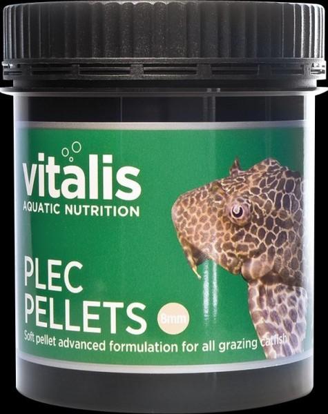 vitalis Plec Pellets Ø 8 mm