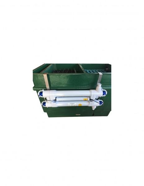 Edelstahl Halterung für UVC Geräte