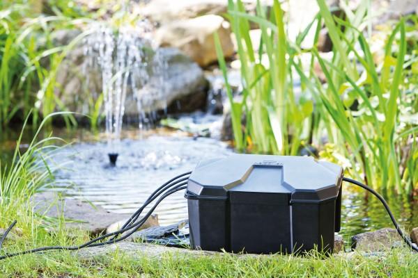 Garten Power Box