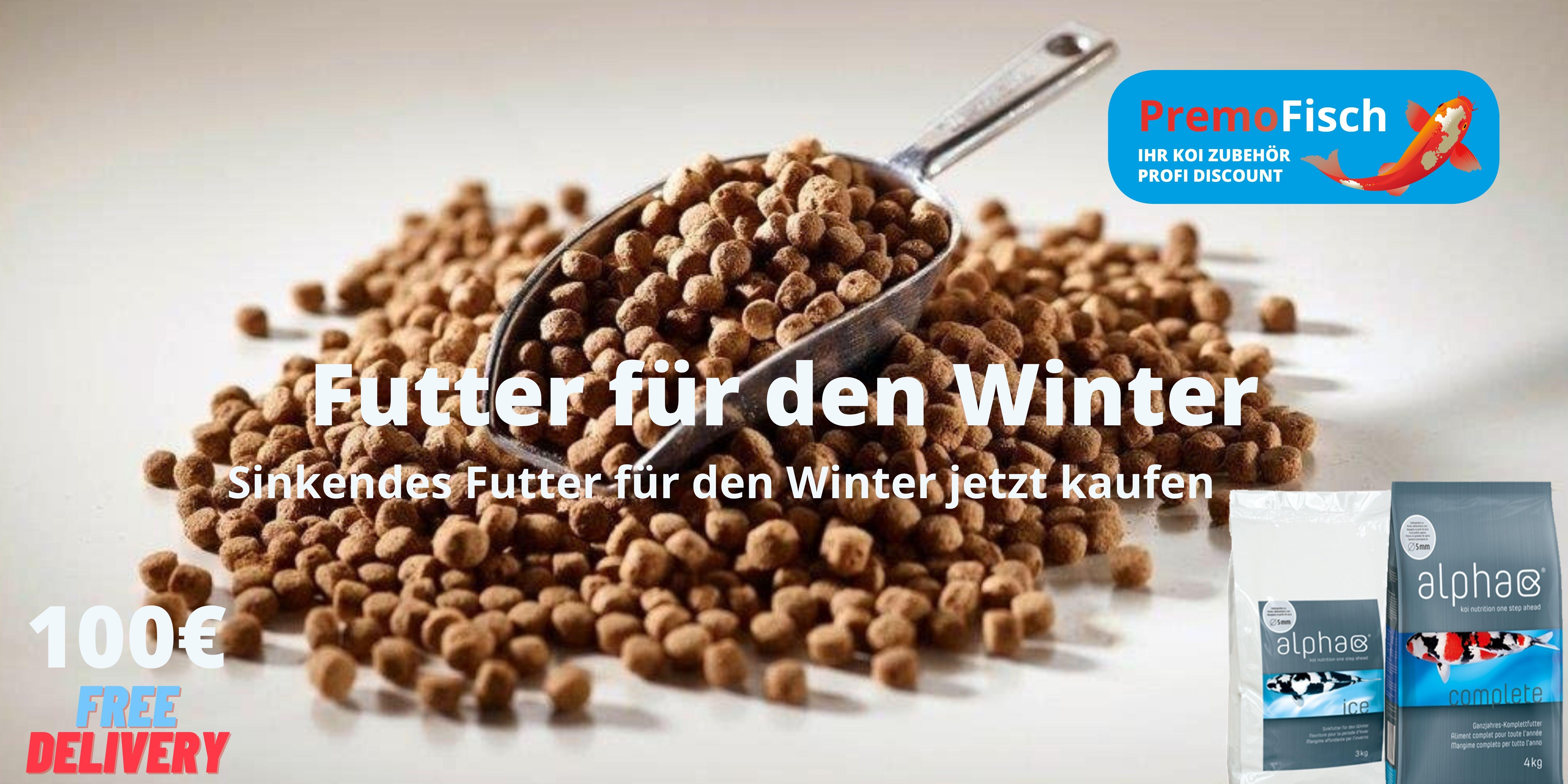 Winterfutter-PremoFisch