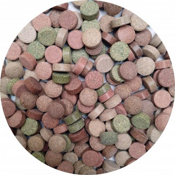 Futtertabletten 14-Sorten-Mix 750 g (ca. 1.000 ml)