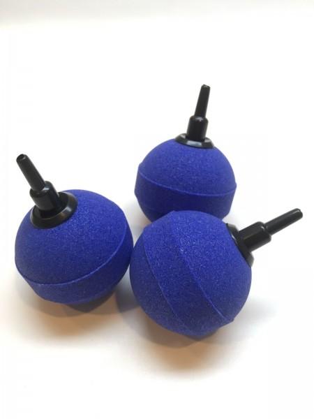 Luftstein Kugel blau Ø 50mm Hi-Oxygen