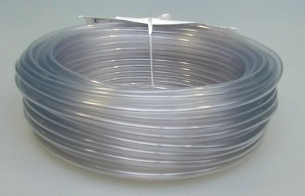 Luftschlauch 9mm transparent